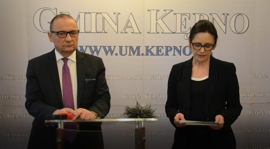 33 mln zł dotacji na kanalizację w Gminie Kępno