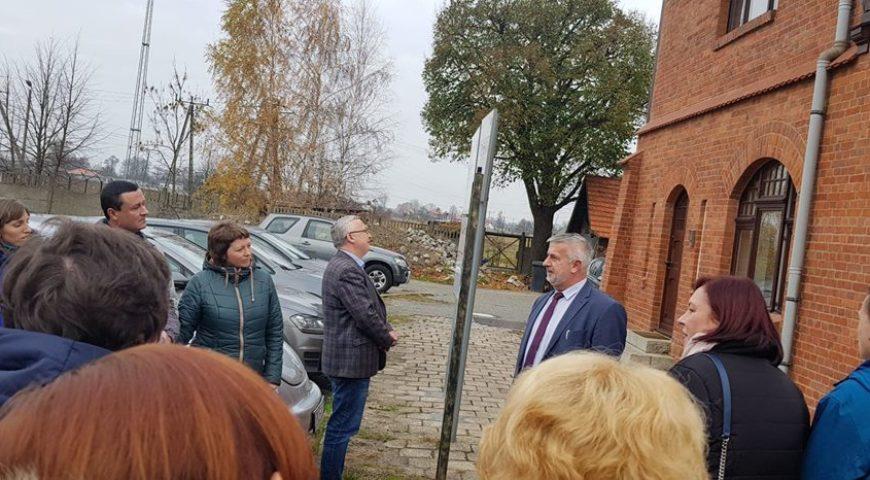 Wizyta gości z Ukrainy