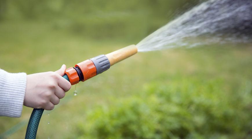 Apel o ograniczenie poboru wody