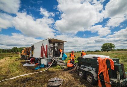 Renowacja tranzytowych kanałów sanitarnych [FILM]
