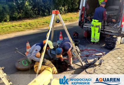 Renowacja 14 sztuk studni