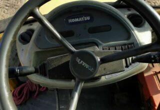 sprzedaż koparko-ładowarka Komatsu