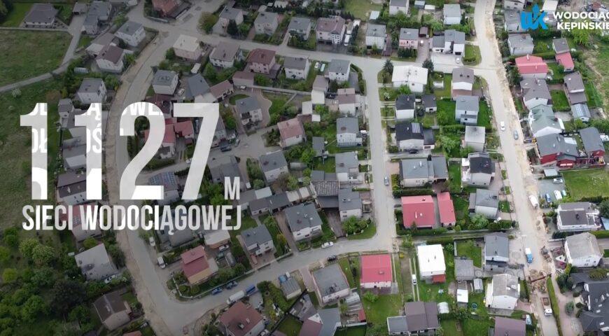 Inwestycja przebudowy ulicy Armii Krajowej na osiedlu Mściwoja w Kępnie