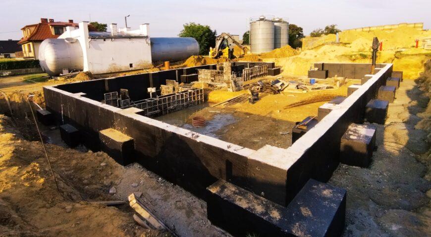 Przebudowa Stacji Uzdatniania Wody w miejscowości Świba