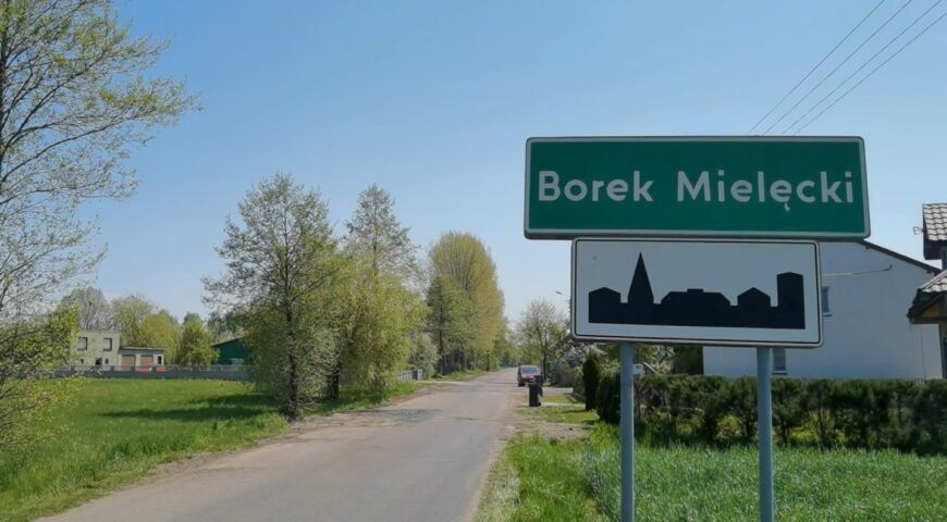 Zasady podłączenia posesji do sieci kanalizacyjnej w miejscowości Borek Mielęcki i Szklarka Mielęcka